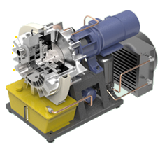 Scroll Labs Series Compact Dry Scroll Pumps