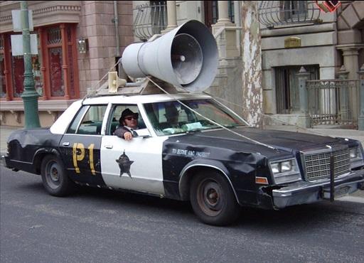 emergency vehicle sirens