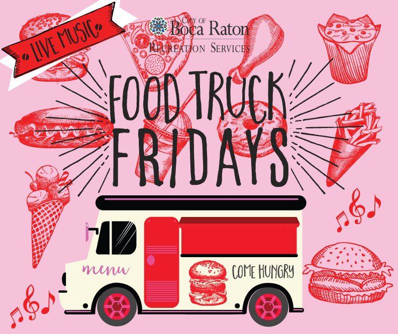 Food Truck Fridays (Valentine's Day Edition)