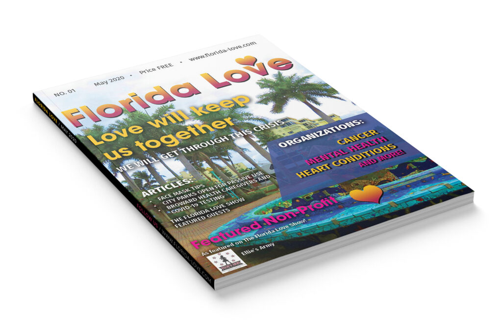 May Issue of Florida Love Magazine