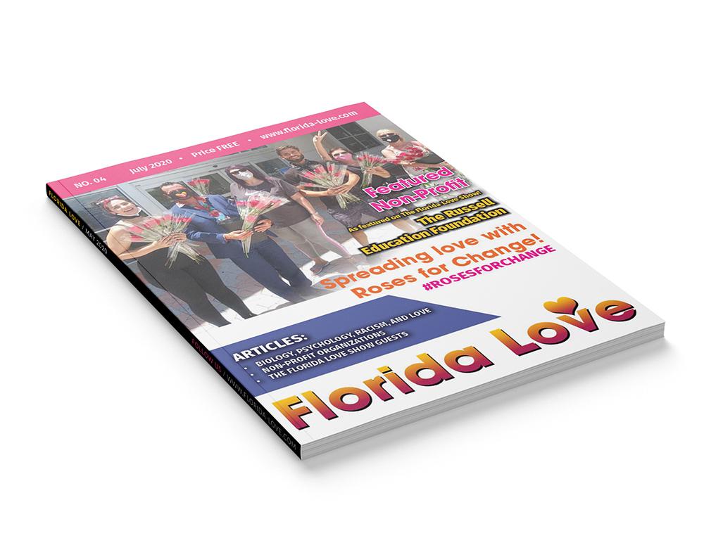 July Issue of Florida Love Magazine