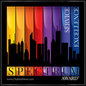 2016 SPECTRUM AWARD WINNER - City Beat News