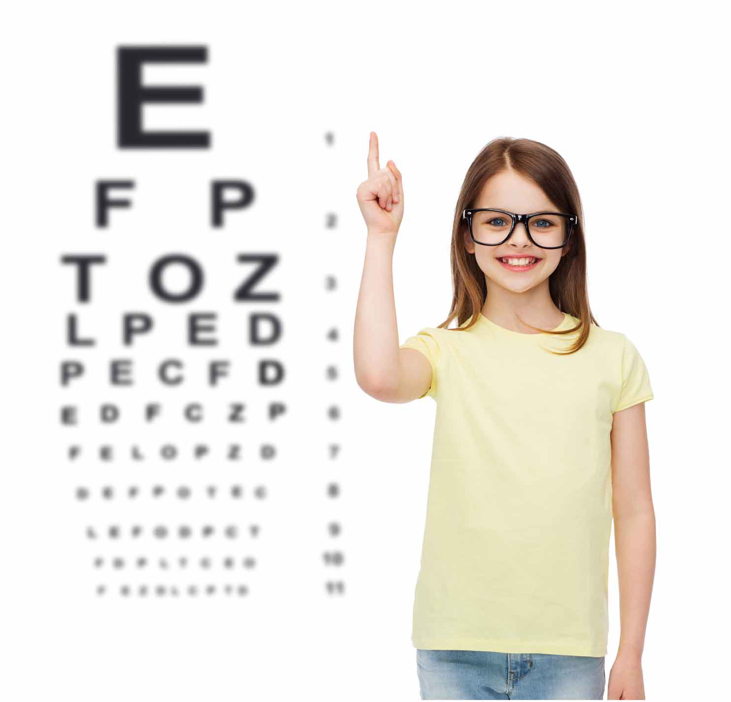 How to tell if your Child needs Glasses
