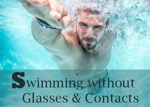 Swimming Without Glasses & Contacts