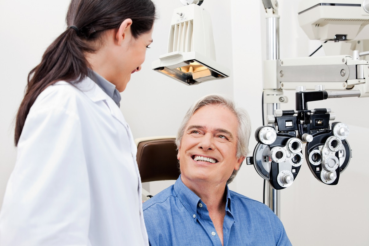Making Decisions About Cataract Surgery