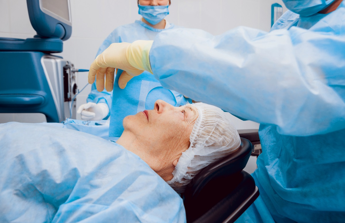 Why Does Cataract Surgery Have Such a High Success Rate?