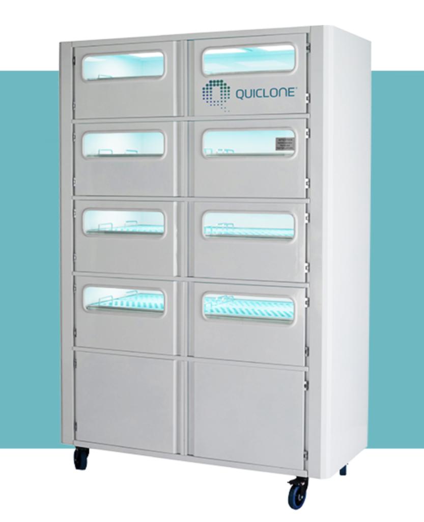 Quiclone Machine