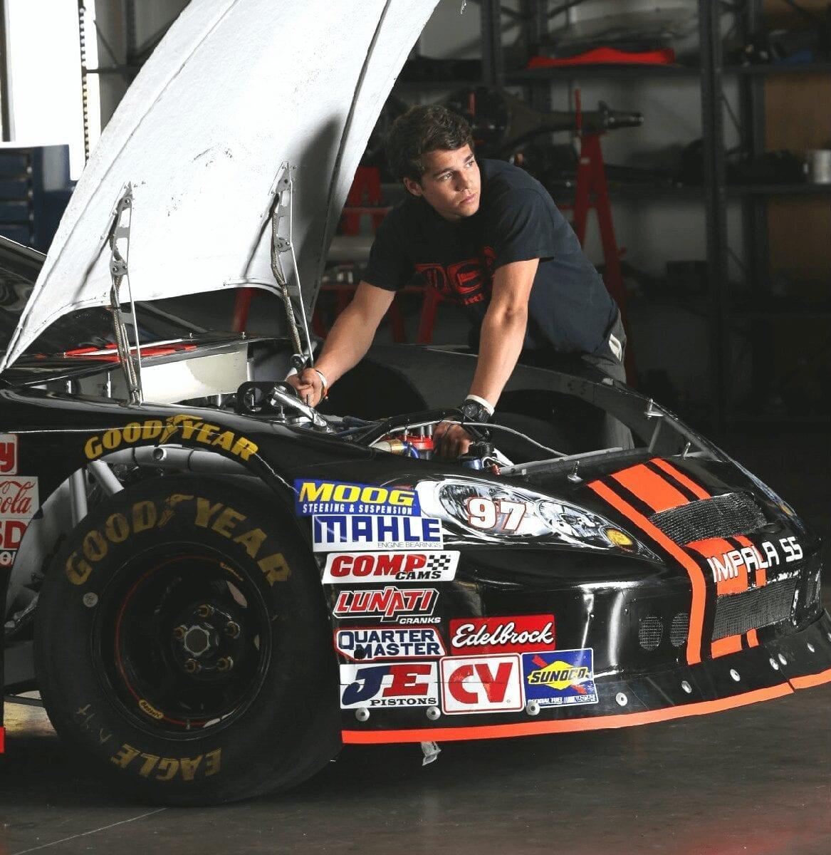 Jesse Little Racing