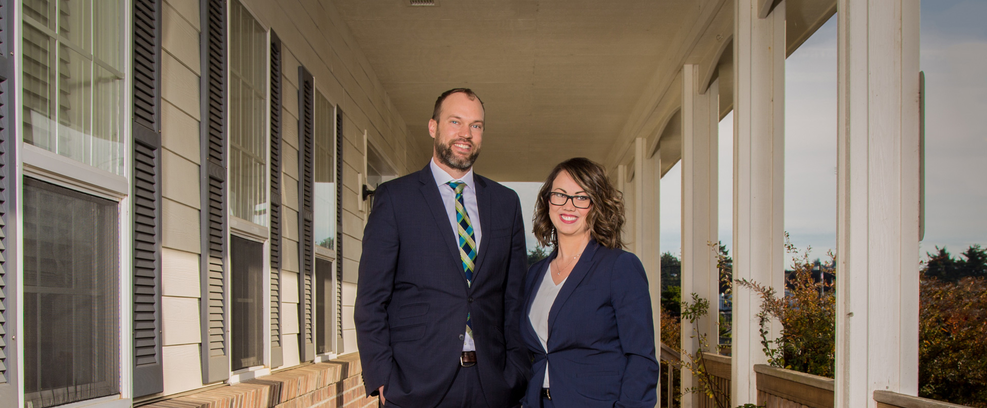 Adam and Traci amazing legal team newport oregon lincoln county