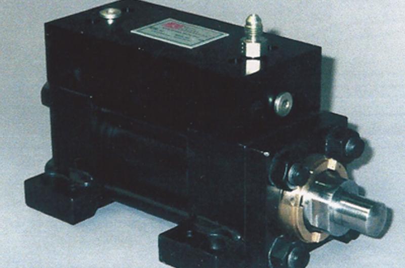 Industrial Damper System