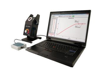 Image of Melt Station with laptop