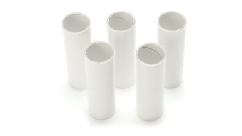 Disposable Mouthpieces for Spirometer product imagein a set of 5