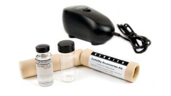 Turbidity Sensor product image with jar