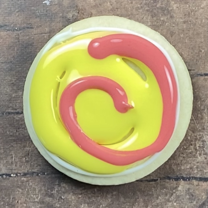Add swirl accent color for marble run cookies