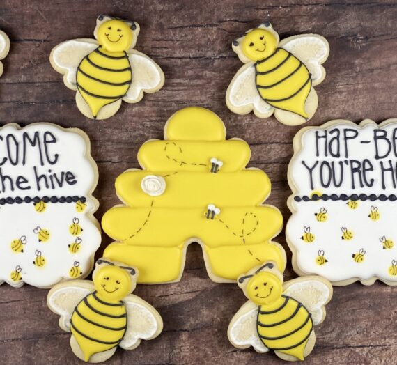 Welcome to the Hive Cookies