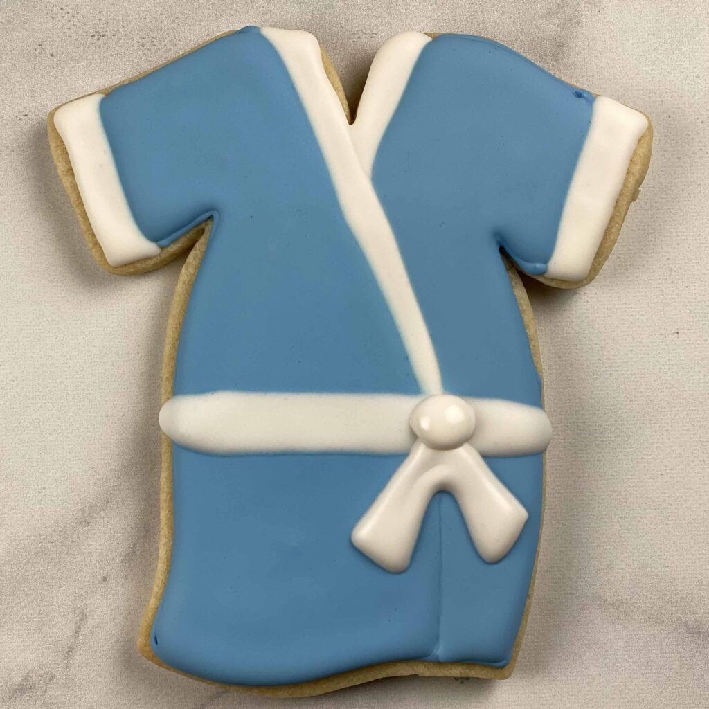 Robe 6 for Spa-tastic Birthday Cookies