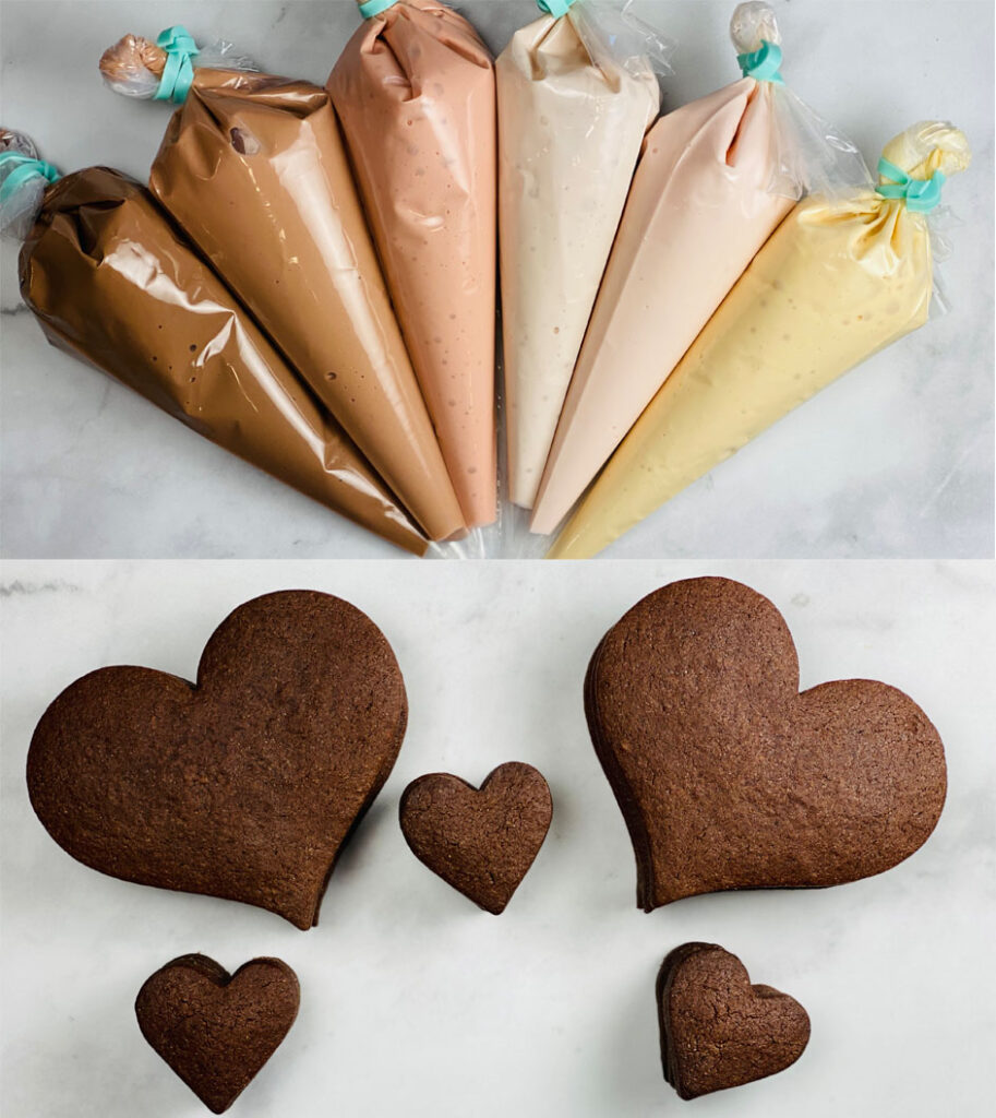 Supplies needed for United by Love Cookies