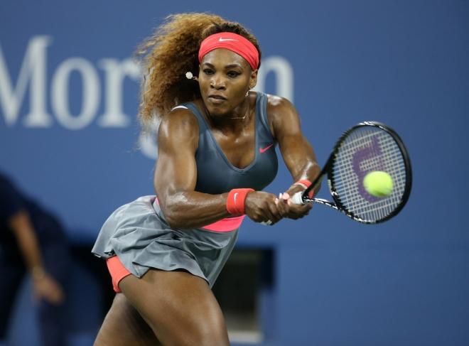 A tenista Serena Williams   Foto: Divulgação