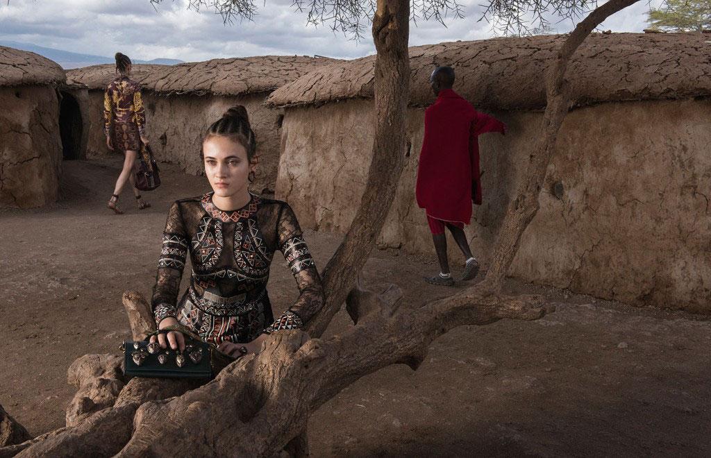Foto: Steve McCurry/Valentino