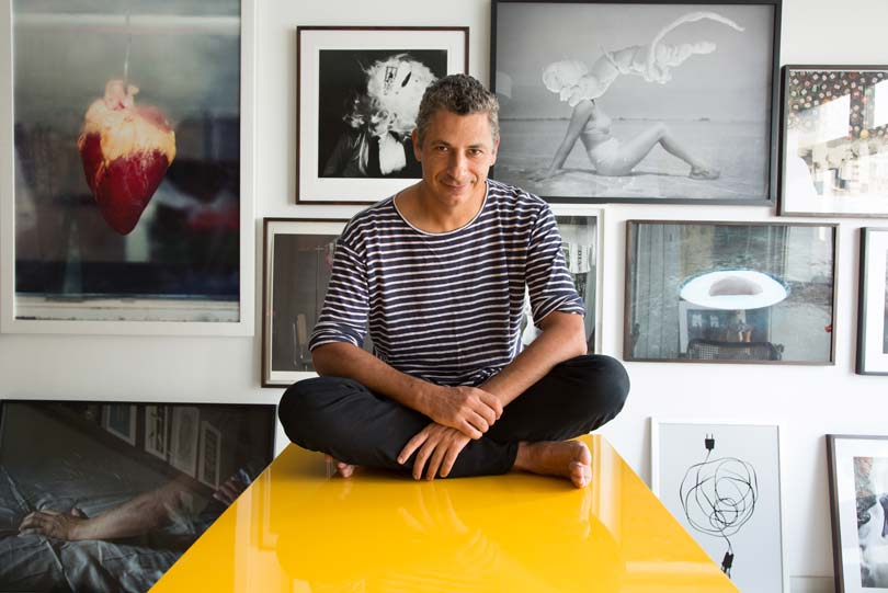 Eder Chiodetto é um dos convidados que realiza leituras de portfólio   Foto: Estúdio X+X
