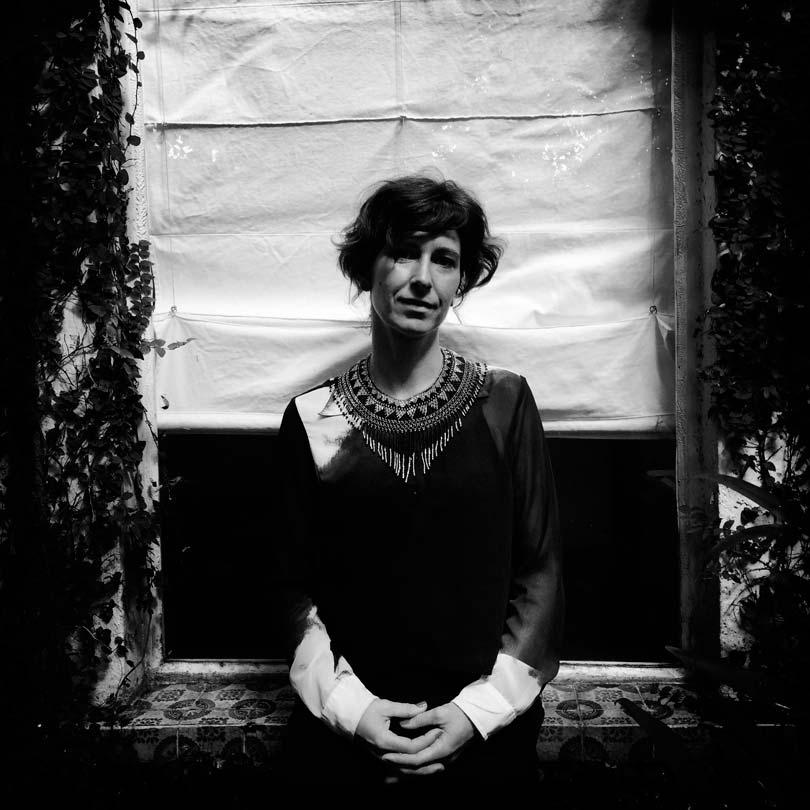 Veronica Cordeiro é uma das convidadas que realiza leituras de portfólio   Foto: Adriana Zehbrauskas