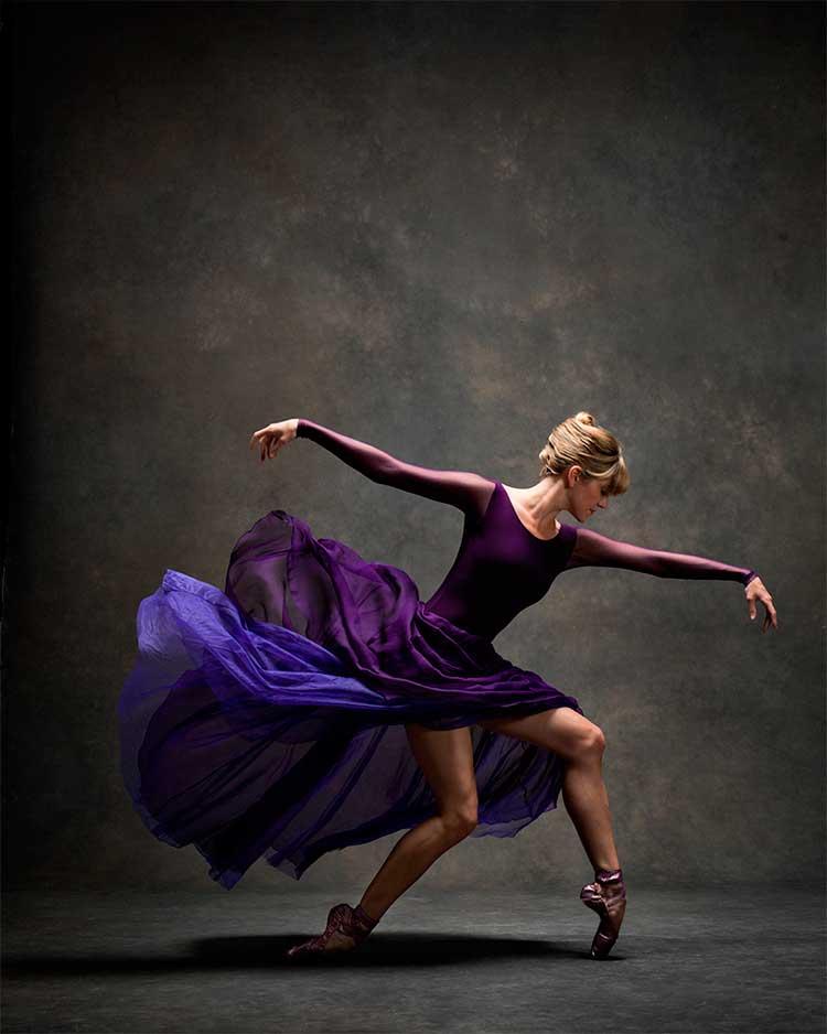 Foto: Deborah Ory/Ken Browar - fotografia de dança