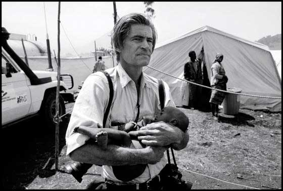 James Nachtwey (foto: Gilles Peress/Magnum Photos)
