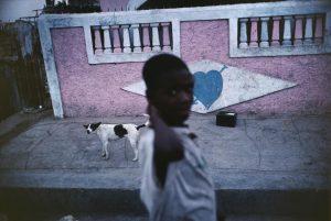 HAITI. Gonaives. 2000.