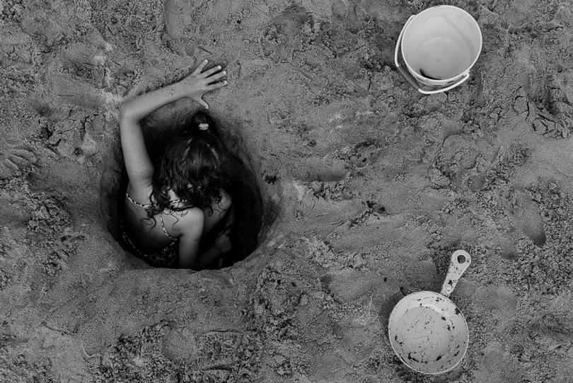 The big hole   Foto: Renato DPaula