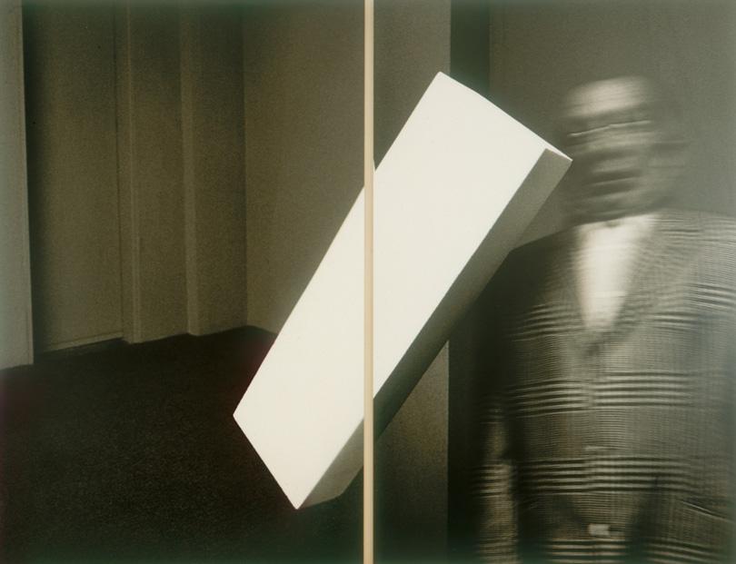 "Bernhard Blume & Anna Helming, ""Construtivismo transcendental"", 1992-94. Arquivo Helga de Alvear"