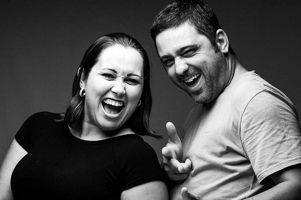 Jean Guilherme e Lu Guilherme, fotógrafos do Inova Photo