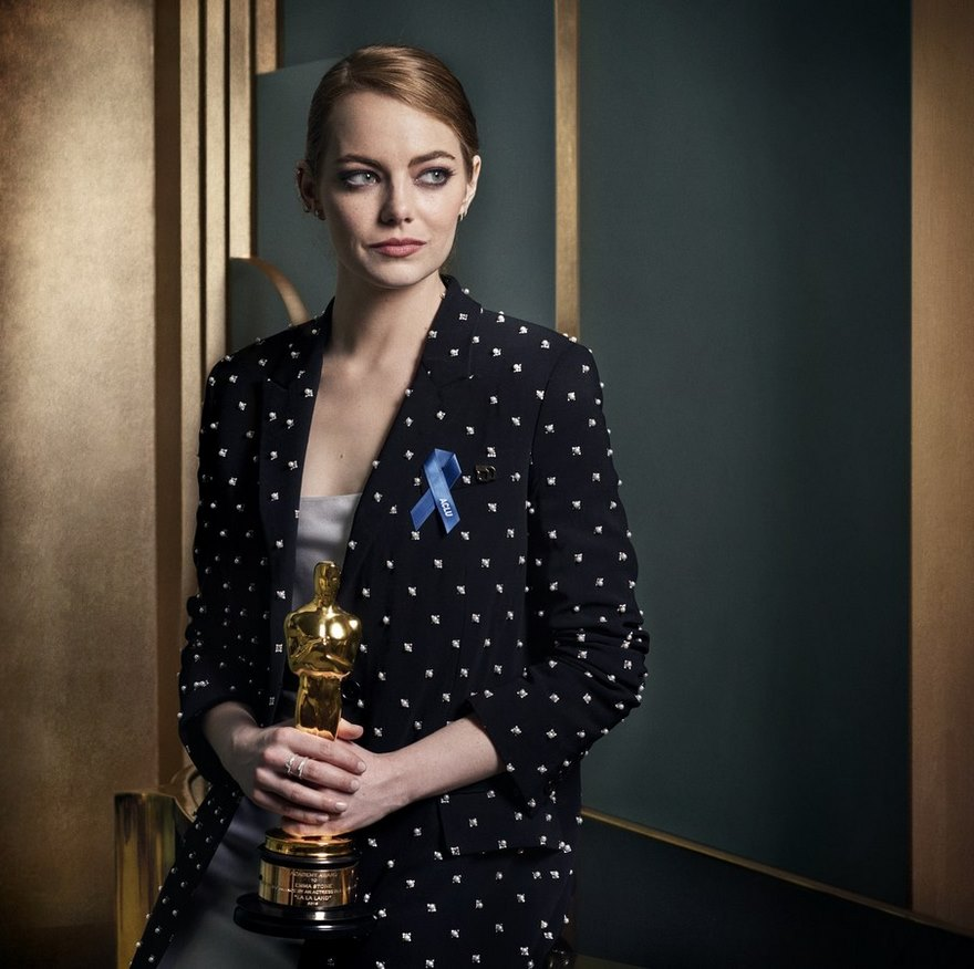 Emma Stone   Foto: Mark Seliger