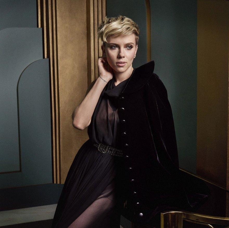 Scarlett Johansson   Foto: Mark Seliger