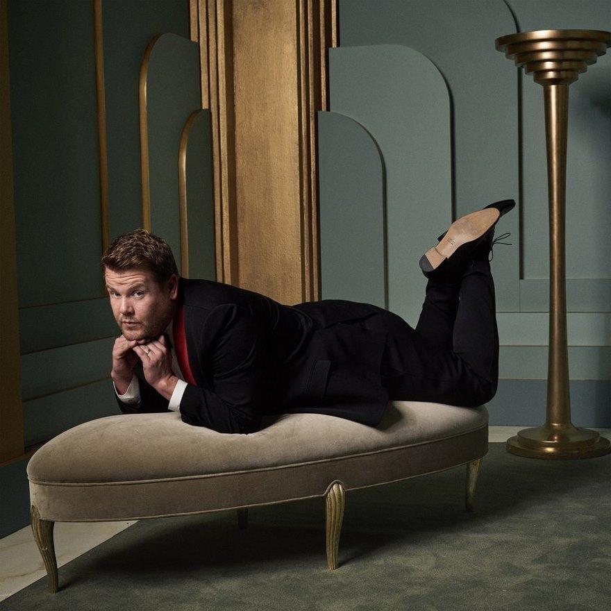 James Corden   Foto: Mark Seliger