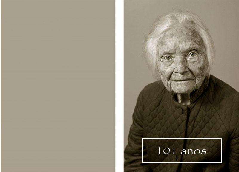Marie Fejfarová teve seus pertences queimados, não restando nenhuma fotografia da sua juventude   Foto: Jan Langer