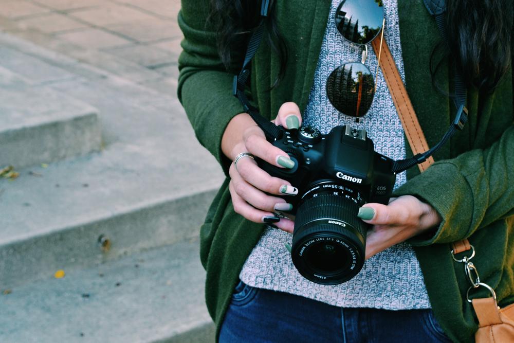 qual câmera comprar