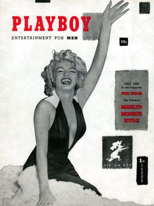Revista 'PLAYBOY' dos EUA chega ao fim. De Marilyn Monroe a Madonna  relembre 10 capas históricas | iPhoto Channel