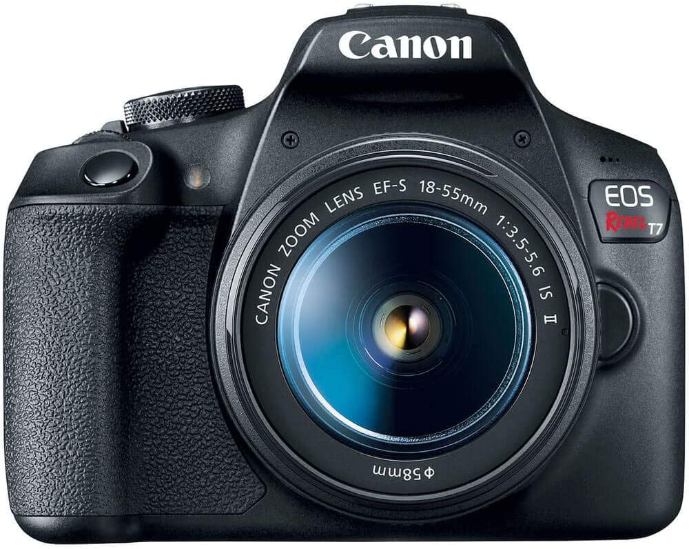 câmeras mais baratas