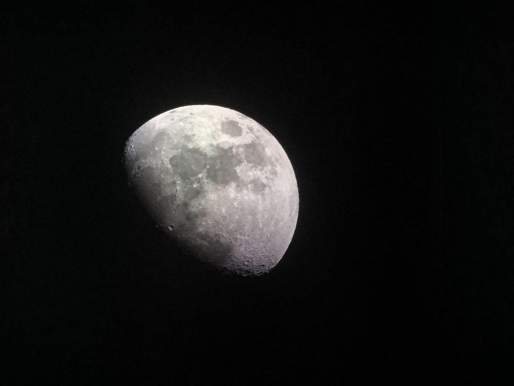 Como tirar foto da lua com celular