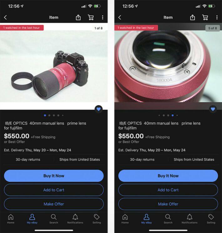 roubo de equipamentos fotográficos