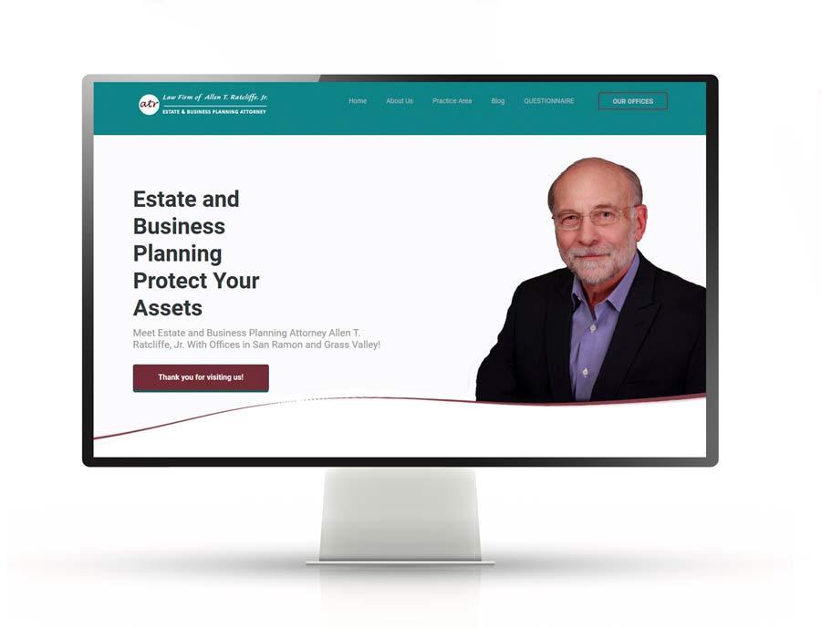 Full Services Online Presence | Attorney Allen Ratcliffe, Jr.