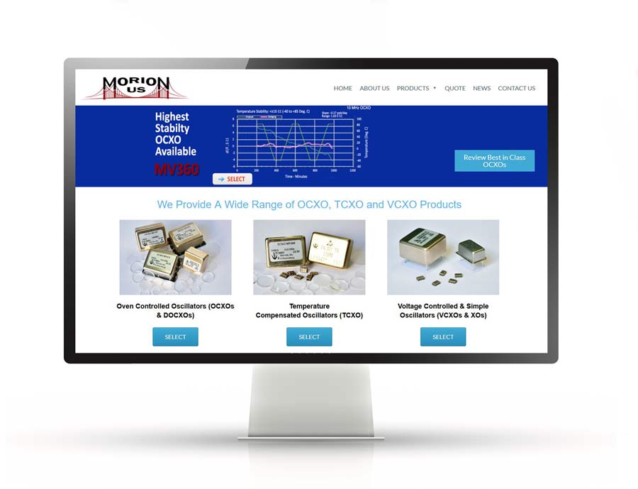 Software Services and Web Design | Morion US