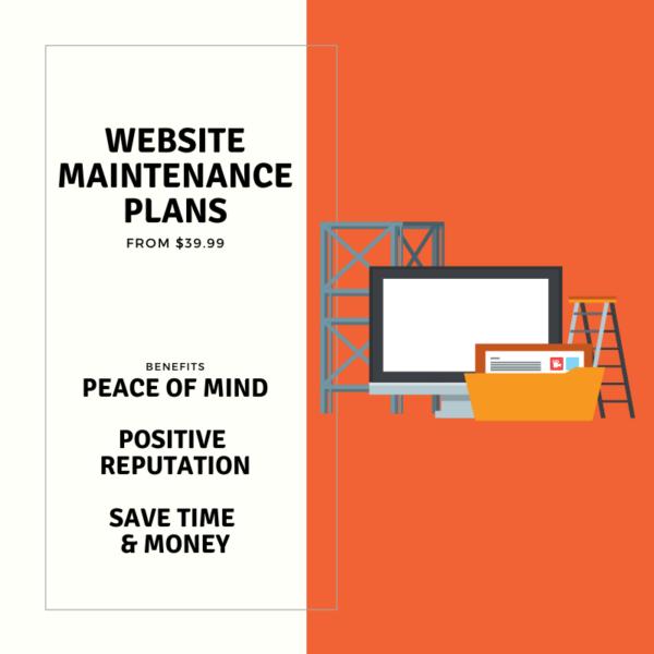 Website Maintenance Plans