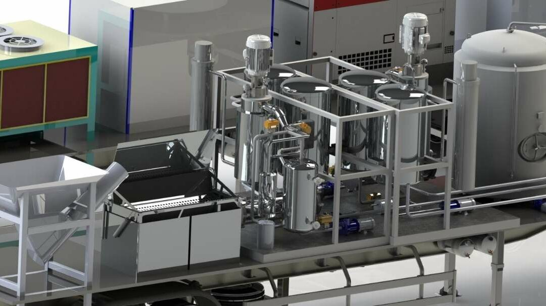 Niche Exports today announced the addition of two new extraction machines to its processing capabilities