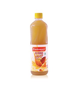 fruitomans Almond Syrup