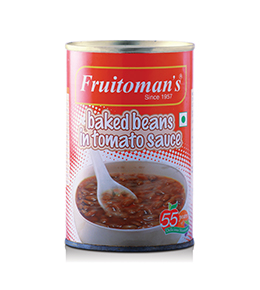 fruitomans baked beans