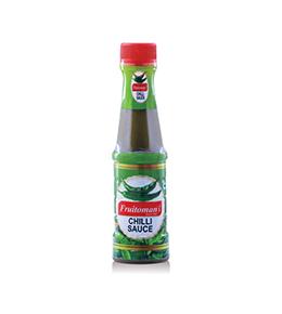 fruitomans chilli sauce