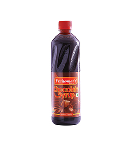 Fruitomans Chocolate Syrup