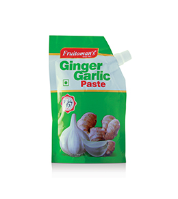 fruitomans ginger garlic paste