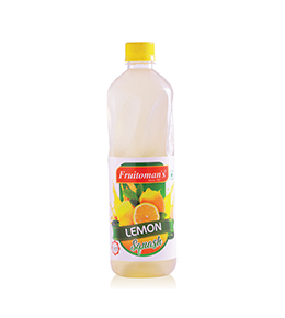 fruitomans lemon squash